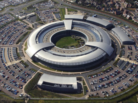 GCHQ Headquarters Britain