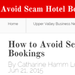 How to Avoid Scam Hotel Bookings