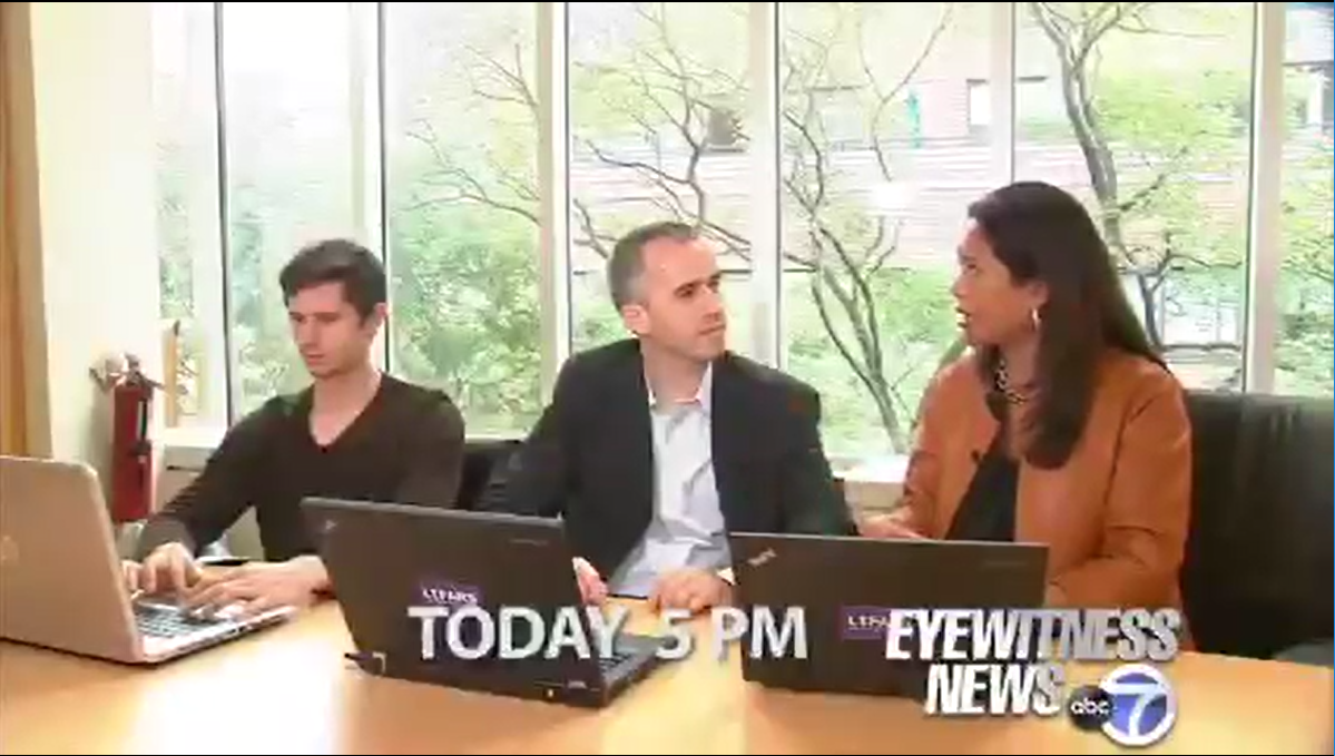 In case you missed it last night, watch the LIFARS team discuss the dangers of public wifi at ABC NY