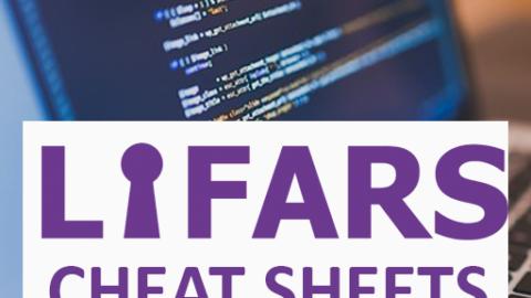LIFARS Cheat Sheet