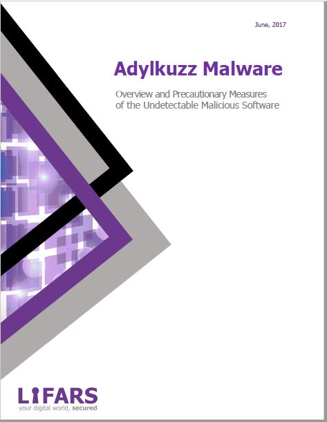 Adylkuzz Malware Guide by LIFARS