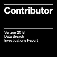 LIFARS Contributor to Verizon Data Breach Investigations 2018 Report