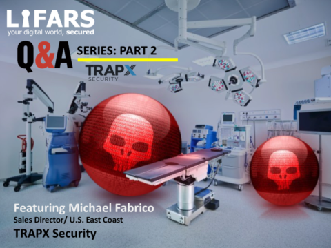 trapx security q&a mike fabrico