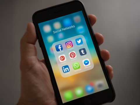 messaging social media