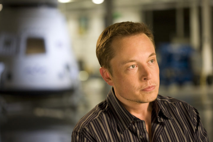 Elon Musk cybersecurity on Mars