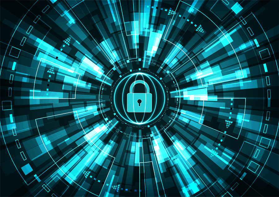 Advanced Persistent Threat Lock Image