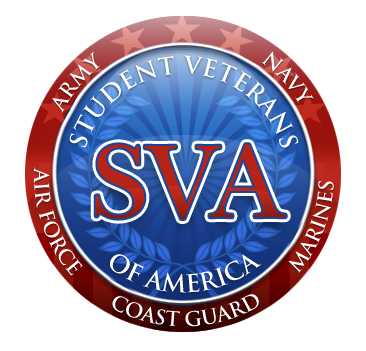 Student Veterans Association Logo