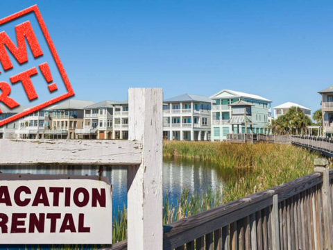 CONSUMER ALERT-Tips to Avoid Vacation Rental Scams