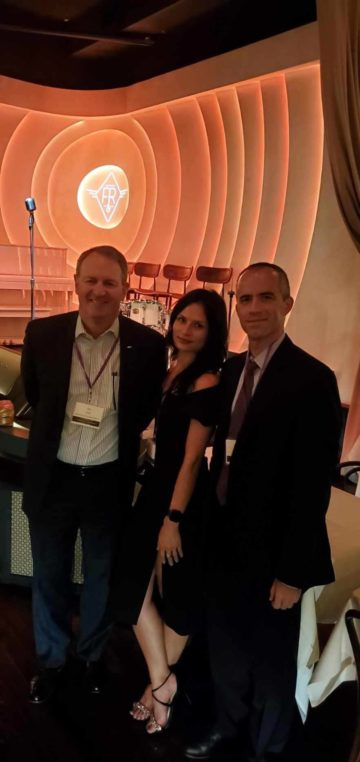 Private CISO Dinner with the LIFARS and Department of Homeland Security