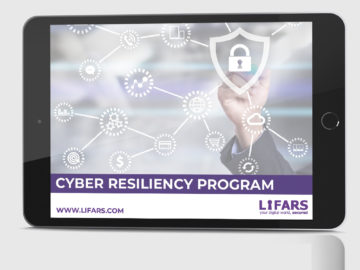 CYBER RESILIENCE AND RESPONSE SUBSCRIPTION PROGRAM iPad