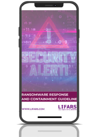 Ransomware Response Guideline, Digital Forensics and Incident Response Unit