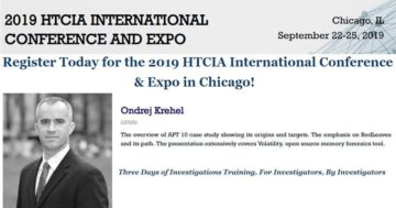 Three Days of Investigations Training, For Investigators, By Investigators