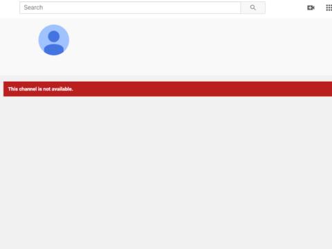 Hacked YouTube Accounts