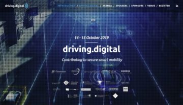 Driving Digital - Contributing to a secure smart mobility