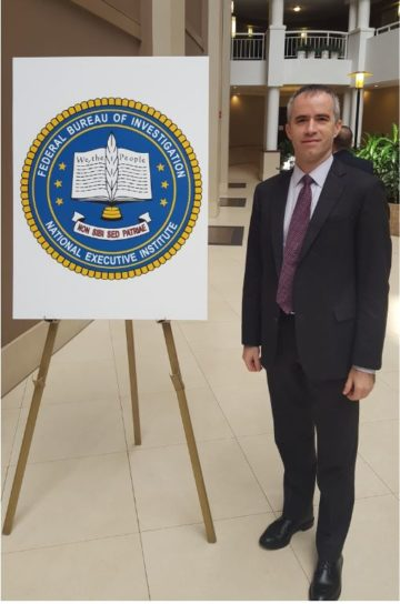 Presentation for FBI Executives by Ondrej Krehel founder and CEO of LIFARS