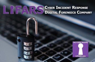 LIFARS Incident Response and Digital Forensics SLA