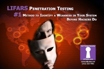 LIFARS Penetration Testing Team - Test the real-world effectiveness of your security controls while achieving compliance and protecting your brand