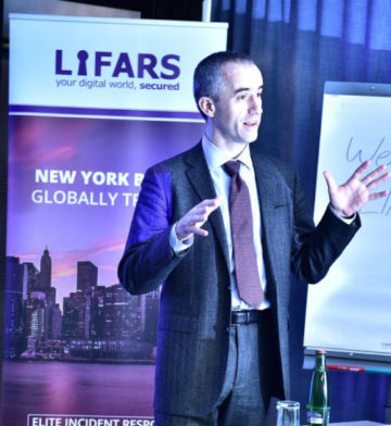 Ondrej Krehel, CEO & Founder of LIFARS is recognized world-wide for his Digital Forensic expertise and Ethical Hacking
